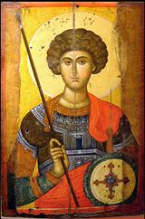 Sveti Djordje-Djurdjic ikona